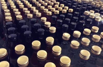 Zakup linii do produkcji wódki