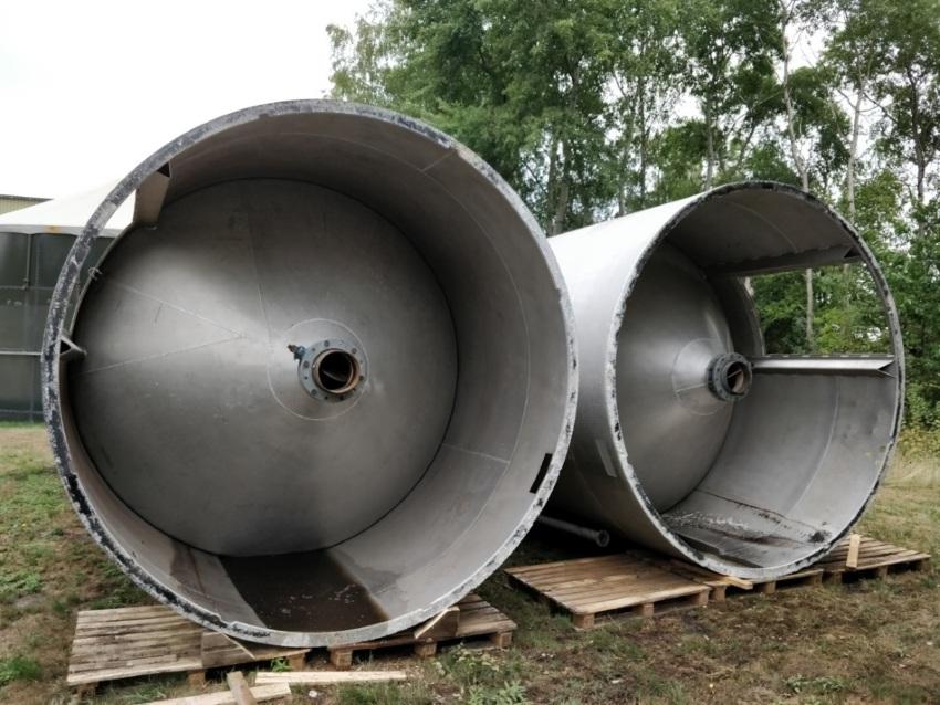 silosy aluminiowe na sprzedaż
